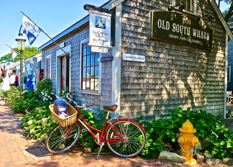 old south wharf