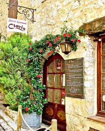 clovis restaurant Tourrettes-sur-Lour