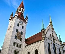 old town hall Munich