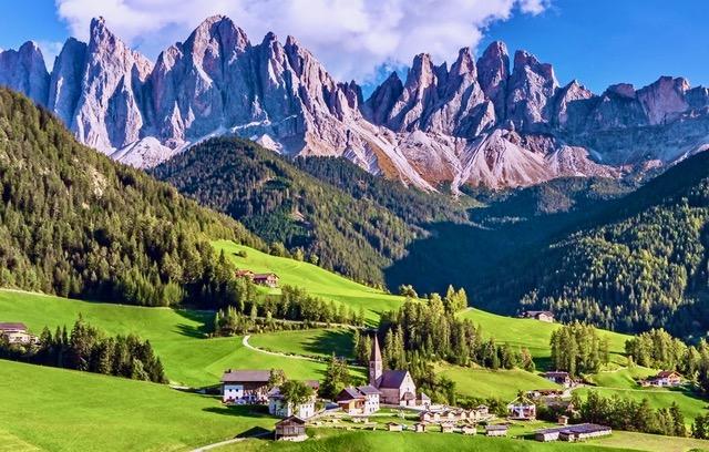 Italy's Alto Adige Region