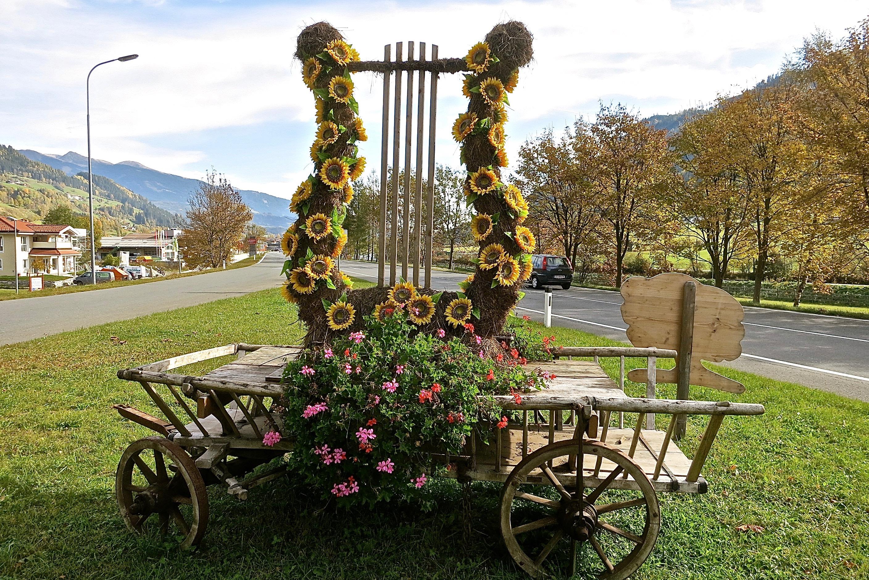 Bauernherbst display