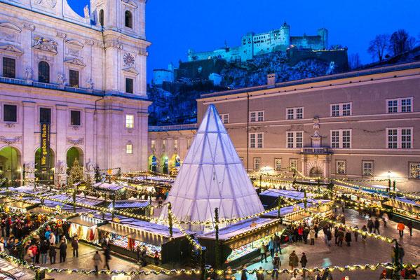 Salzburg Christmas Market