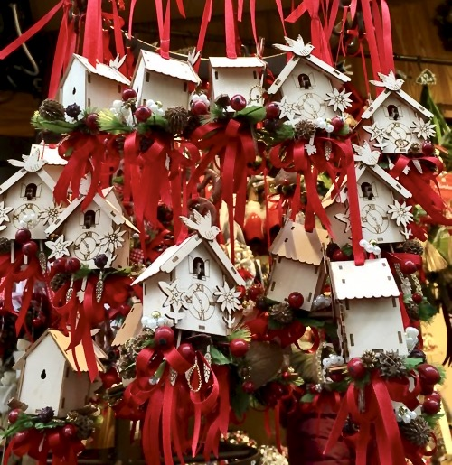 traditional christmas ornament