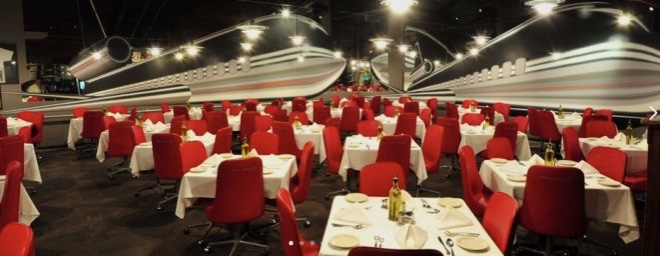 Anthony's runway 84 dining room