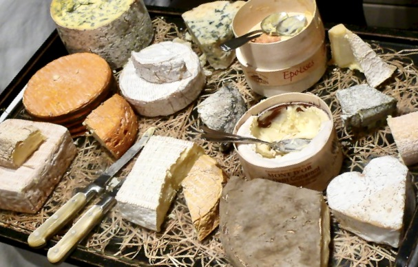 normandy cheeses