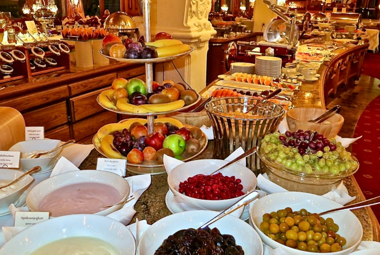 breakfast buffet traube tonbach
