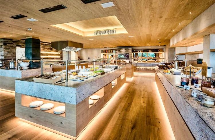 Genussdorf Gmachl buffet