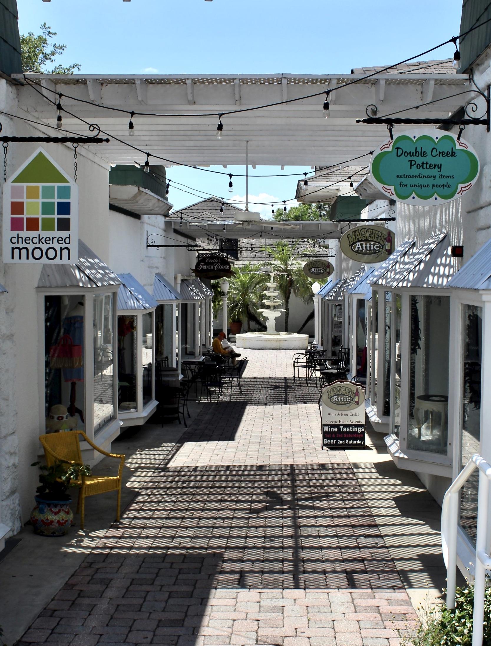 shops in Mount Dora