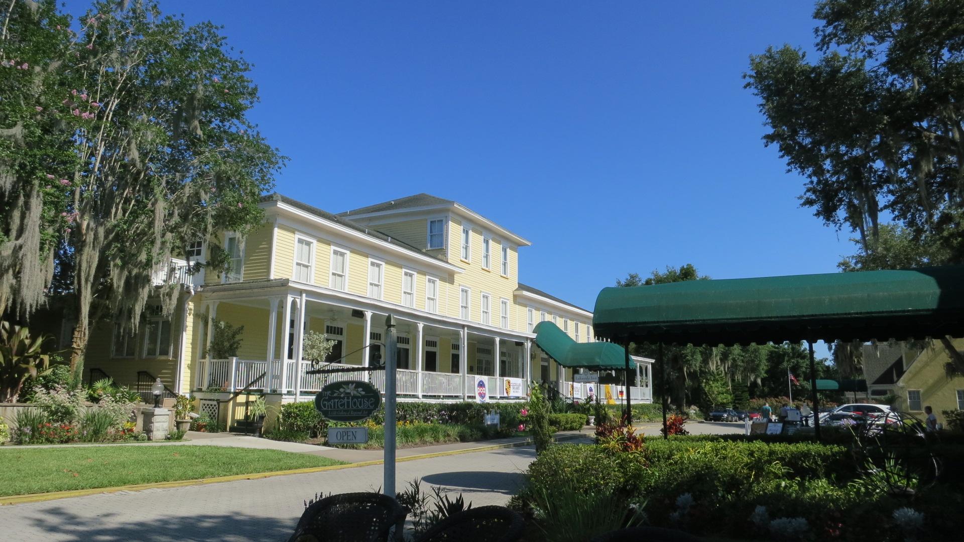 lakeside inn Mount Dora