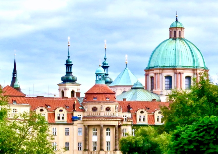 Prague, The Golden City Of A Hundred Spires